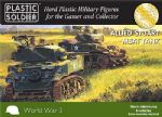 Plastic Soldier Co. WW2VV15021 Stuart M5A1 Tank 15mm (5)